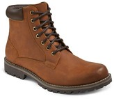 Mossimo Men's Maddox Combat Boots Brown