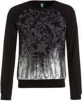 Benetton GIRL Long sleeved top black