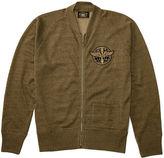Ralph Lauren RRL Fleece Full-Zip Cardigan