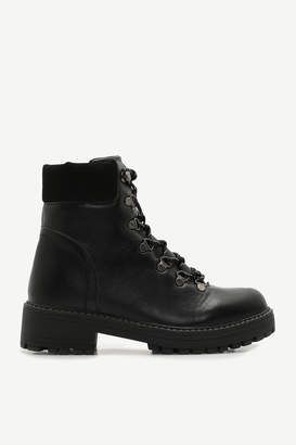 Ardene Track Sole Hiker Boots