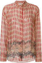 Forte Forte abstract print shirt