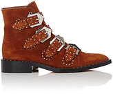 Givenchy Women's Elegant Ankle Boots-TAN