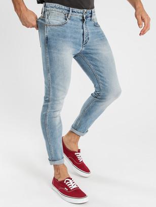 Wrangler Smith R28 Jeans in Opry Blue Denim
