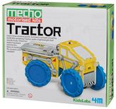 Toysmith 4M Kidz Labs Mecho Motorized Tractor Science Kit