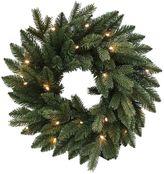 Kurt Adler 18-in. Pre-lit Artificial Christmas Wreath