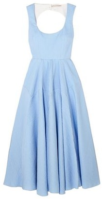 Emilia Wickstead 3/4 length dress