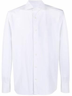 Corneliani Long Sleeve Button Up Shirt
