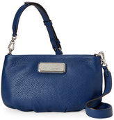 Marc by Marc Jacobs Dark Blue Q Percy Crossbody