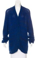 Acne Studios Wool V-Neck Cardigan