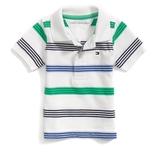 Tommy Hilfiger Final Sale- Fresh Stripe Polo