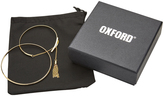 Oxford Verona Bangles 2pc Set Gold X