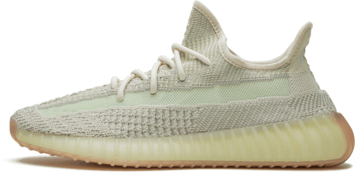 Adidas Yeezy Boost 350 V2 'Citrin - Reflective' Shoes - Size 4