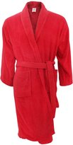 E Of W Adults Unisex Luxury Egyptian Cotton Bath Robe