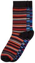 Burton Burton 3 Pack Colourful Striped Socks