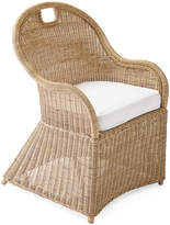Serena & Lily Shore Dining Chair with Cushion