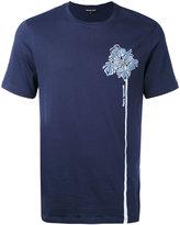 Michael Kors plant print T-shirt - men - Cotton - M