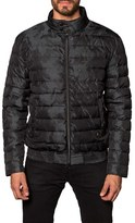 Jared Lang Men's Chicago Camo Down Jacket