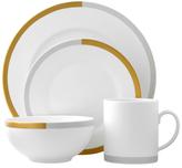 Vera Wang Wedgwood Castillon Dinnerware Setting (4 PC)