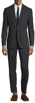 Kenneth Cole New York Wool Notch Lapel Performance Stretch Suit