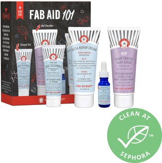 First Aid Beauty FAB Aid 101 Limited Edition Kit