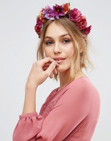 Asos WEDDING Flower Front or Back Hair Clip
