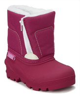Tundra Fuchsia Faux Fur Lucky Boot