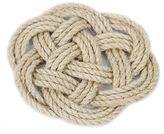 Bed Bath & Beyond Latitude 38 9-Inch Nautical Jute Rope Knot Trivet