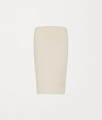 Bottega Veneta Skirt In Wool And Cashmere