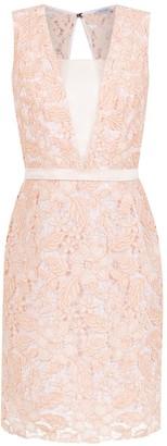 Tufi Duek lace tube dress