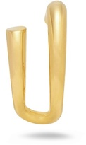 Charlotte Chesnais Dali gold-plated clip-on earring
