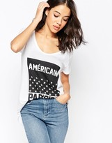 South Parade Americain Parisien T-Shirt