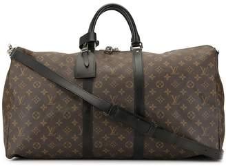 Louis Vuitton Pre-Owned Keepall 55 weekender bag