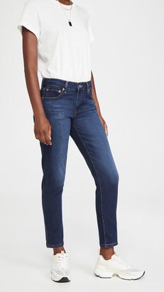 Levi's Mid Rise Boyfriend Jeans