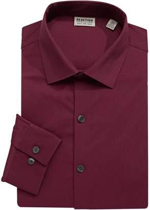 Kenneth Cole Reaction Spread-Collar Dress Shirt