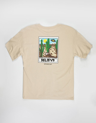 SPACED OUT Believe Boys T-Shirt