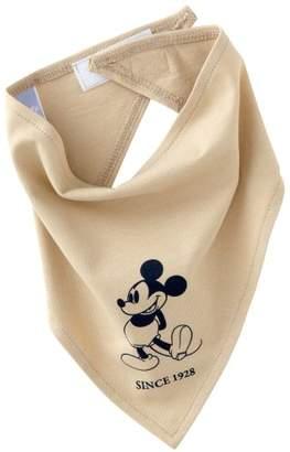 Disney Mickey's Towel with Velcro Fastener, 71617 Heavy Single Jersey Print One Size, Beige, FJSO09