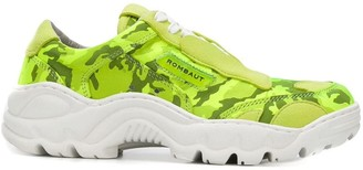 Rombaut Camouflage Sneakers