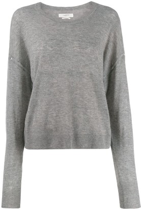 Etoile Isabel Marant Round Neck Knitted Sweater