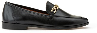 Cosmo Paris Valicia Leather Loafers