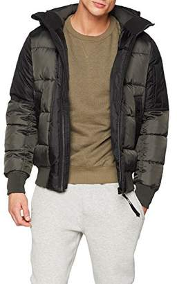 G Star Men's Whistler Quilted HDD Bomber Jacket,X-Large