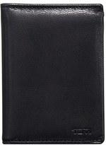 Tumi Men's 'Chambers' Leather L-Fold Wallet - Black