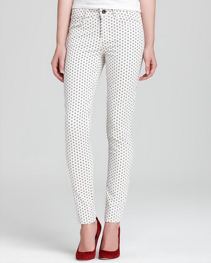 Splendid Jeans - West End Geo-Dots