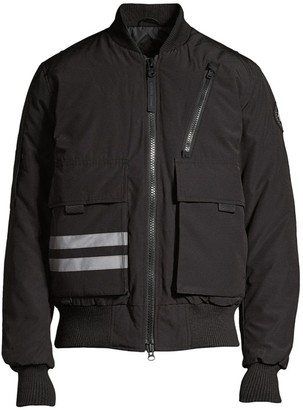Canada Goose Kirkfield Regular-Fit Down Bomber Jacket