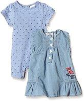 3 Pommes 3Pommes Baby-Girls Miss Cargo Clothing Set,6-