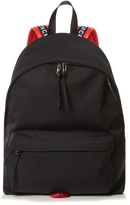 Givenchy Urban Contrast-strap Canvas Backpack