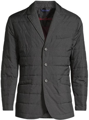 Robert Graham Classic-Fit Tech Downhill Quilted Jacket