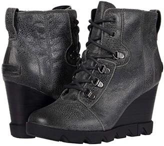 Sorel Joan Uptowntm Lace (Quarry) Women's Boots