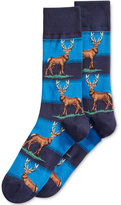 Hot Sox Men's Elk Socks