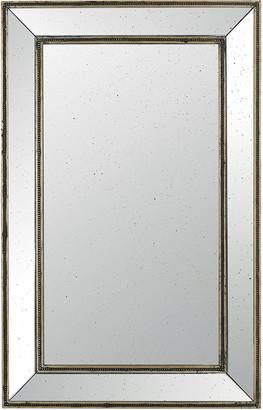 OKA Antoine Mirror - Antique Bronze