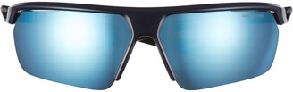 Nike Gale Force 71mm Oversize Sport Sunglasses